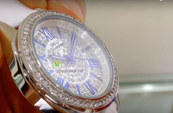 Đồng hồ Casio nữ SHE-4510L-7A sang trọng