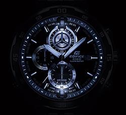 Đồng hồ Casio nam EFR-547BKG-1A phản quang