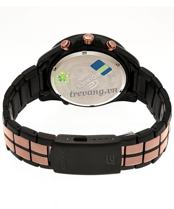 Đồng hồ Casio nam EFR-547BKG-1A vòng dây