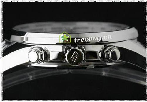 Đồng hồ Casio nam EFB-301D-1A núm chỉnh giờ