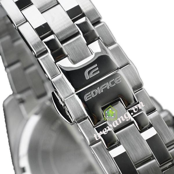 Đồng hồ Casio nam Edifice EFB-301D-7A chốt gập