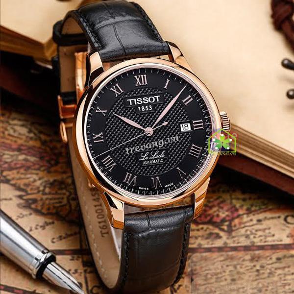 Đồng hồ Tissot nam T41.5.423.53 dây da