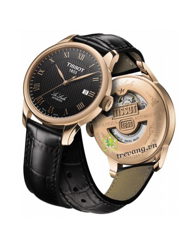 Đồng hồ Tissot nam T41.5.423.53 chuyển động