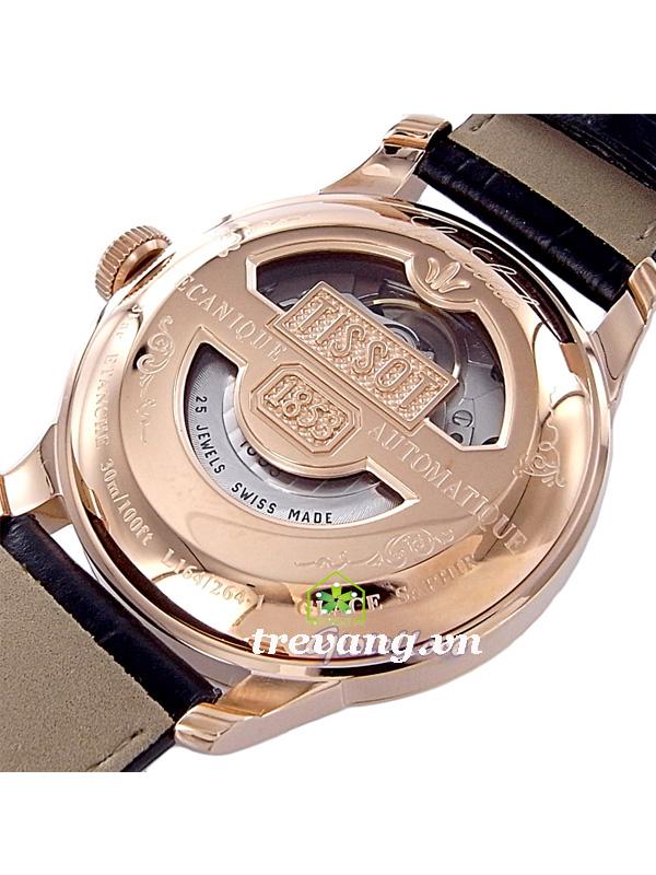 Đồng hồ Tissot nam T41.5.423.53 mặt sau