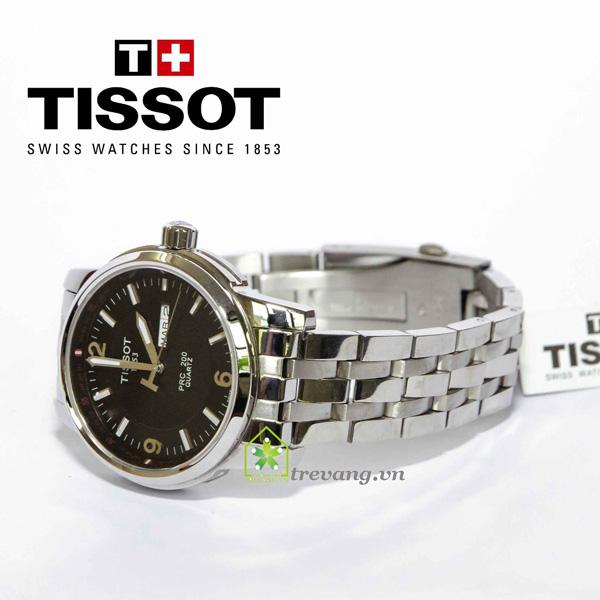 Đồng hồ Tissot nam T161 sang trọng