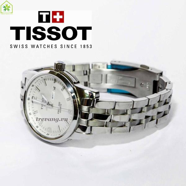 Đồng hồ Tissot nam T162 trẻ trung