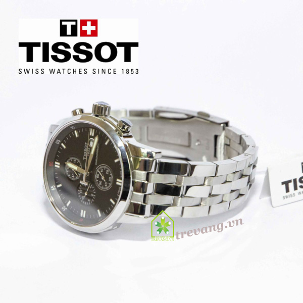 Đồng hồ Tissot T511 Máy quartz