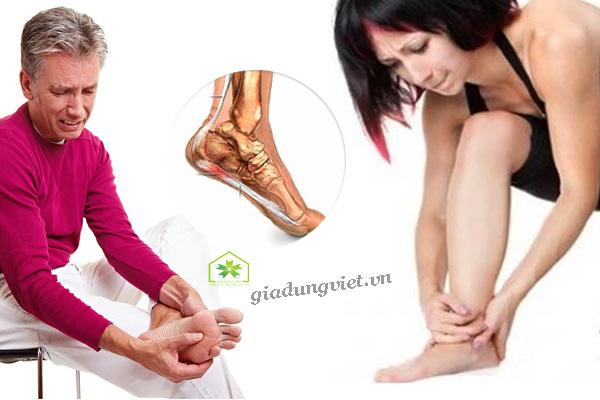 Máy massage chân Shachu SH-199 cho bàn chân chắc khoẻ