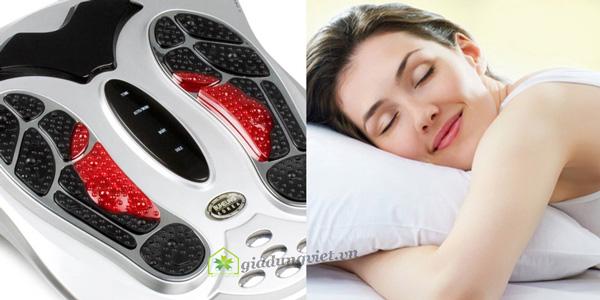Máy massage chân Shachu SH-199 giúp cho giấc ngủ ngon hơn