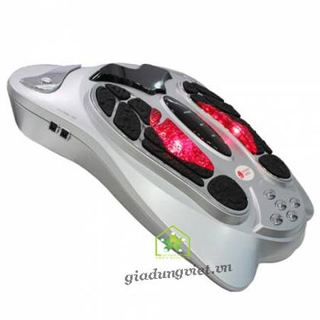 Máy massage chân Shachu SH-199 làm ấm bằng tia hồng ngoại