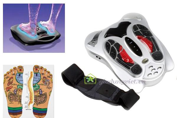 Máy massage chân Shachu SH-199 với 50 chế độ massage