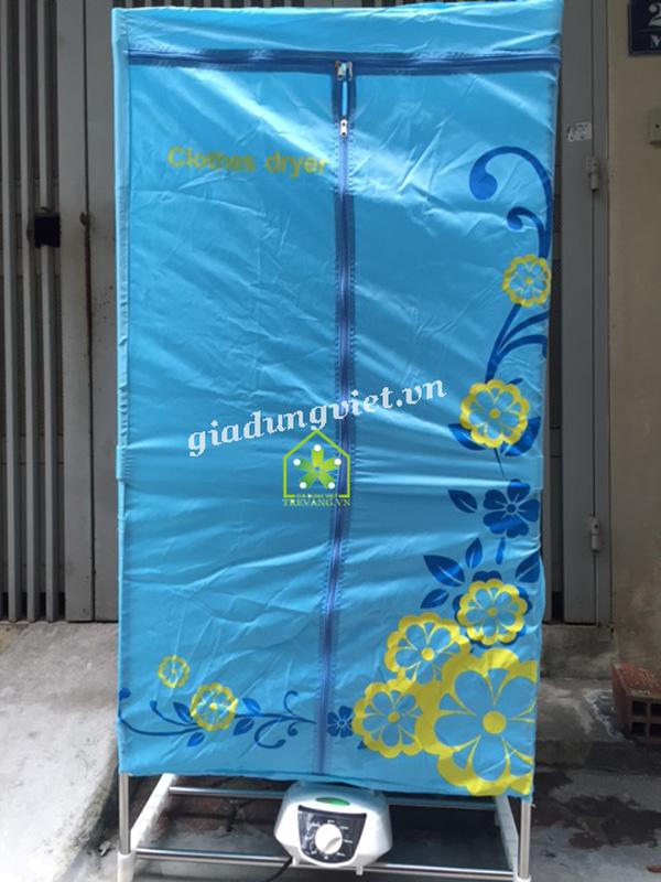 Máy sấy quần áo Vntech VN26