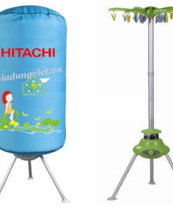 Máy sấy quần áo Hitachi tròn