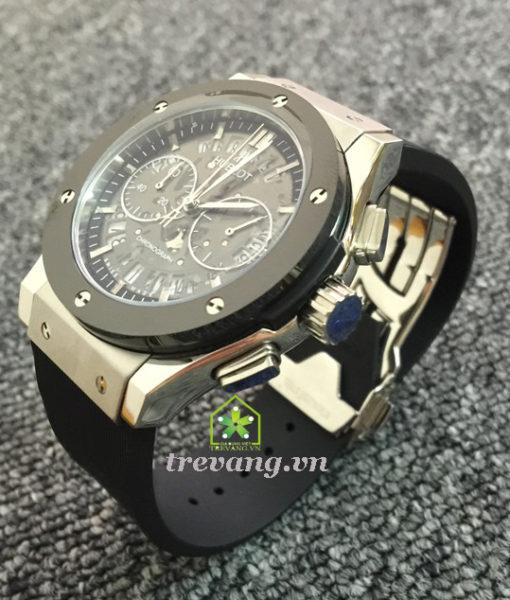 Đồng hồ Hublot HB-G028 nam mặt đen