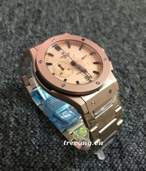 Đồng hồ Hublot HB-GD 030 nam mặt tròn