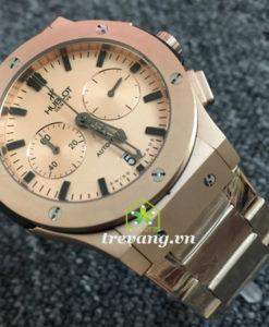 Đồng hồ Hublot HB-GD 030 nam mạ vàng