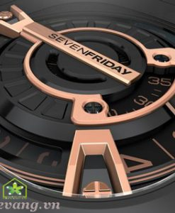 Đồng hồ Sevenfriday M2-2 chi tiết mặt số