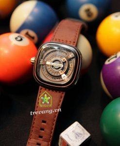 Đồng hồ Sevenfriday M2-2 dây da