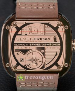 Đồng hồ Sevenfriday M2-2 mặt sau