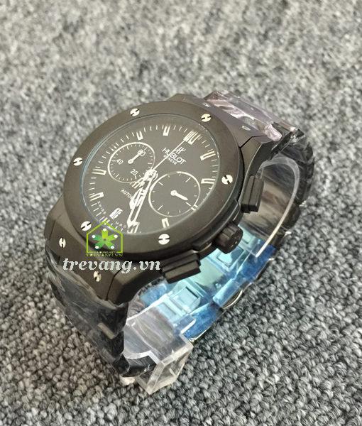 Đồng hồ Hublot HB-GD 031 nam đen