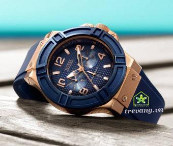 Đồng hồ Guess U0247G3 nam Blue