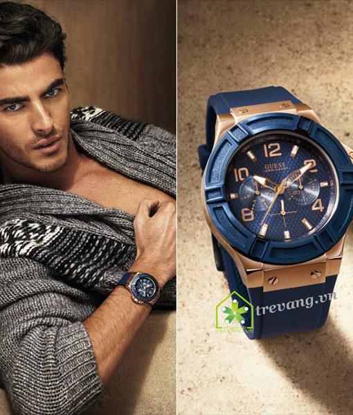 Đồng hồ Guess U0247G3 nam thời trang