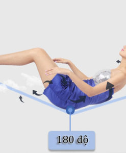 Ghế massage toàn thân Shika 3D SK8901góc nghiêng 180 độ