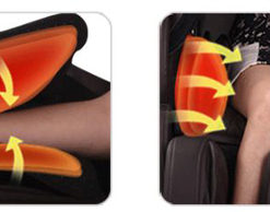 Ghế massage toàn thân Shika 3D SK8901 các túi khí
