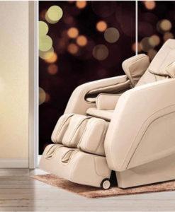 Ghế massage toàn thân Shika 3D SK8901 màu ghi