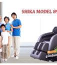 Ghế massage toàn thân Shika 3D SK8902 cao cấp