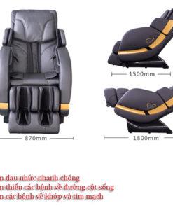 Ghế massage toàn thân dr care