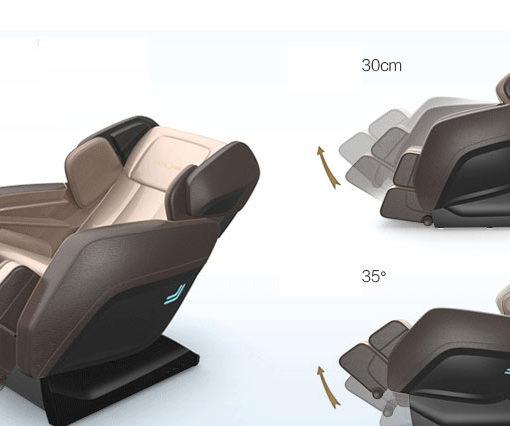 Ghế massage 3D SHIKA SK-8903 tư thế