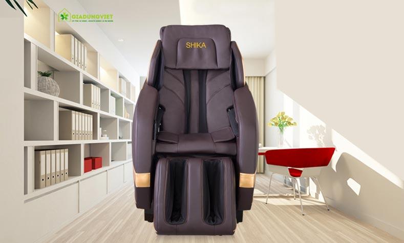 Ghế massage toàn thân SHIKA 3D 8905
