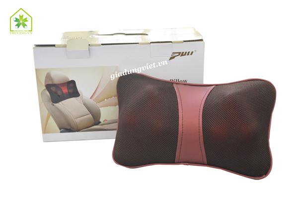 Gối massage hồng ngoại Magic 8181