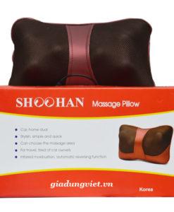 Gối massage hồng ngoại Magic 8181 vỏ khác