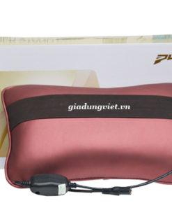 Gối massage hồng ngoại Magic 8181 mặt sau