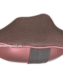 Gối massage hồng ngoại Magic 8181 lưới mềm mịn
