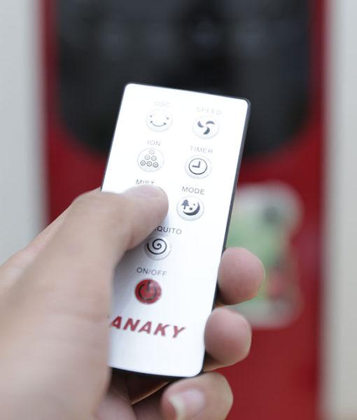 Quạt hơi nước Sanaky SNK-999HY điều khiển từ xa