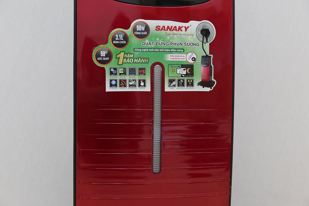 Quạt hơi nước Sanaky SNK-999HY đo thang nước