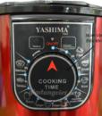 Nồi áp suất đa năng Yashima KL-788 núm điều chỉnh