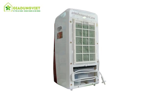 Quạt hơi nước NANOPRO NAP-699 mặt sau