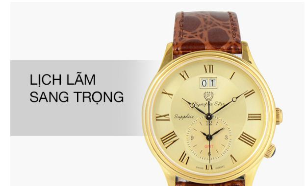 Đồng hồ nam đẹp OPA580501-03MK-GL V