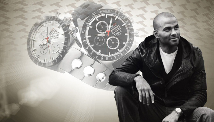 Đồng hồ Tissot T-Sport cá tính