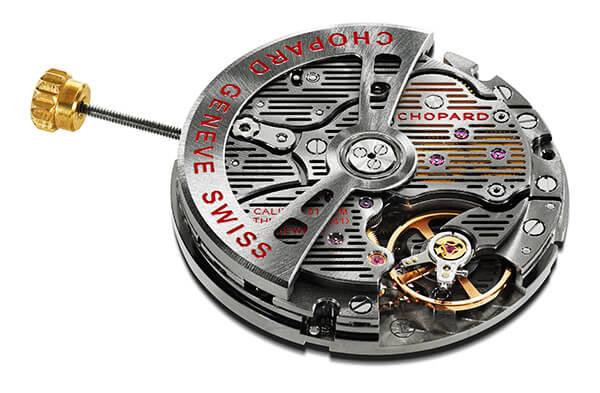 đồng hồ Thụy Sỹ cơ luôn hấp dẫn