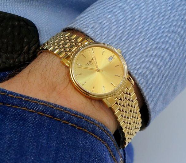đồng hồ Tissot 1853 sang trọng