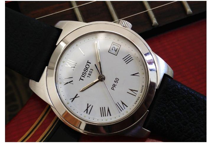 đồng hồ Tissot 1853 PR50 lịch lãm