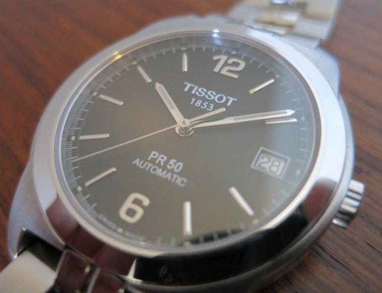 đồng hồ Tissot 1853 PR50 thanh lịch