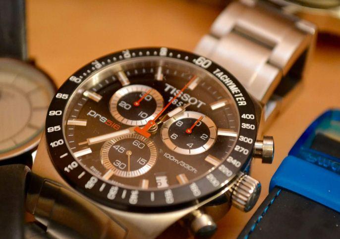 Đồng hồ Tissot 1853 PRS 516 quartz chronograp