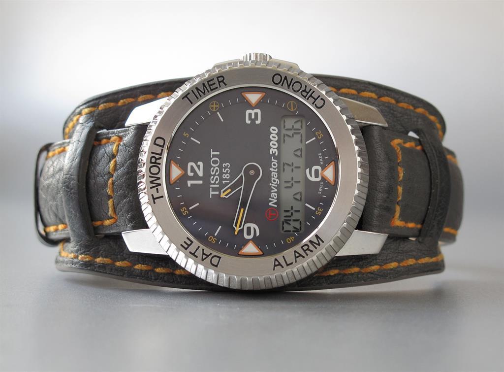 Đồng hồ Tissot T-Touch cá tính