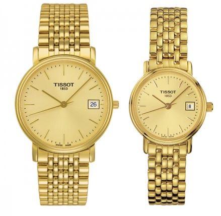 Đồng hồ Tissot 1853 đôi